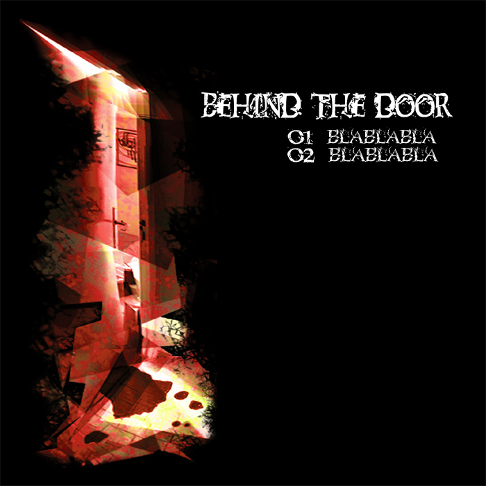 l'album de BEHiND the DOOR BEHINDbackweb